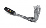 Akrapovic Racing Line Full System Exhaust
