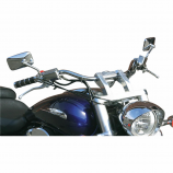 Baron Custom Accessories 1in. X-Bar Handlebar