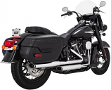Vance & Hines Twin Slash Slip-On Mufflers