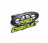 Pro Circuit Trailer Hitch Cover