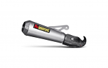 Akrapovic GP-Style Slip-On Line Exhaust