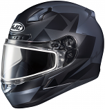 HJC CL-17 Ragua Snow Helmets with Dual Lens Shield