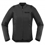 Icon Overlord SB2 Stealth Womens Jackets