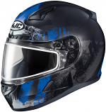 HJC CL-17 Arica Snow Helmets with Dual Lens Shield