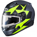 HJC CL-17 Ragua Snow Helmets with Electric Shield