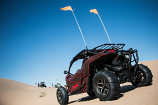 Dragonfire Racing LED Light Whip with Quick Release