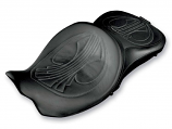 Danny Gray Airhawk Longhaul 2-Up XL Seat - Drag Stitching [Warehouse Deal]
