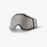 100% Accuri Replacement Dual Lens for Forecast Goggles