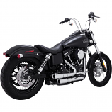Vance & Hines Mini Grenades 2-Into-2 Exhaust System