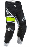 Fly Racing Kinetic Era Youth Pants (Black/White / 26) [Warehouse Deal]