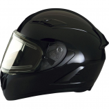 Z1R Strike Ops Solid Snow Helmet with Electric Shield