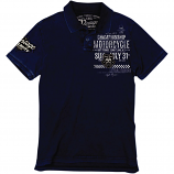 Lethal Threat Cafe Racer Polo