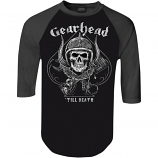 Lethal Threat Gearhead 3/4 Sleeve Shirt