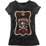 Lethal Threat Poison Womens T-Shirt