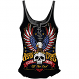 Lethal Threat Born Free Womens Tank Top