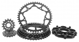Superlite RS7 Series Rear Alloy Quick Change Sprocket - 42T [Warehouse Deal]