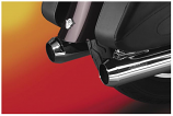 National Cycle Peacemaker Exhaust Tips
