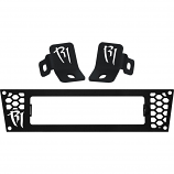 Rigid Industries Grille and A-Pillar Mount