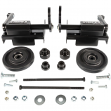 Kimpex Rouski Retractable Wheel System for Arctic Cat