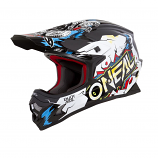 O'Neal 3 Series Villain Youth Helmet