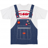 FMF Racing Factory Mac Overall T-Shirts