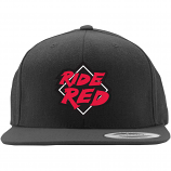 Factory Effex Honda Ride Red Youth Snapback Hat