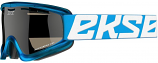 EKS Brand Flat Out Clear Enduro / OTG Goggles