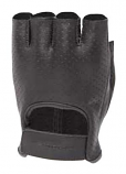 RoadKrome Chopper Deluxe Perforated Genuine Leather Gloves