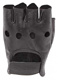 RoadKrome Chopper Deluxe Womens Genuine Leather Gloves