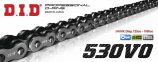 D.I.D 530VO Professional O-Ring Chains