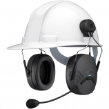 Sena Tufftalk Bluetooth Headseats - Hard Hat Mount