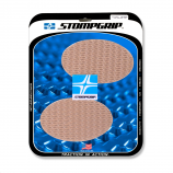Stomp Design Icon Oval Tank Grips (2-pc.), 4-1/4in. x 6-3/4in.