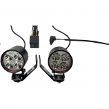 Rivco Products Lower Cowl LED Driving Lights for Honda
