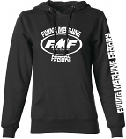 FMF Racing Forever Pullover Womens Fleece