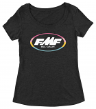 FMF Racing Gamut Scoop Womens T-Shirt