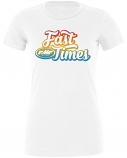 FMF Racing Fast Times Womens T-Shirts