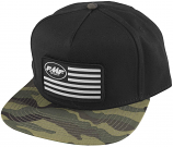 FMF Racing Stars and Bars Patch Hat