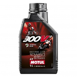 Motul 300V 4T Competition Synthetic Oil - V2 10W50