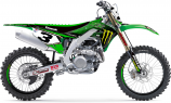 Dcor Monster Energy Kawasaki Complete Graphics Kits