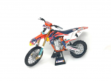 New Ray Toys Offroad 1:10 Scale Motorcycle
