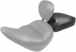 Mustang Standard Touring Passenger Seat with Backrest