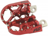 Flo Motorsports V3 BMX Style Touring Pegs for H-D Motorcycles