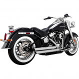 Vance & Hines Big Shots Staggered 2-into-2 Exhaust Systems