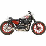 Bassani Manufacturing Road Rage III High-Output Exhaust 2-into-1 System