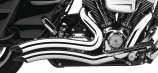 Cobra Speedster Short Swept Exhaust Systems