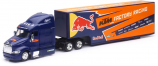 New Ray Toys 1:43 Scale Red Bull KTM Factory Racing Team Truck 2017