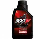 Motul 300V Offroad Synthetic Motor Oil - 15W60