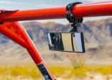 Open Trail 9in. Clamp Rear View Mirrors