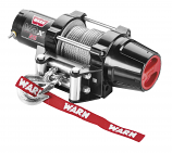 Warn VRX 2500 Winch with Wire Rope