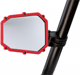 Moose Utility Add-On Acent Frame for Elite Series UTV Side Mirror - Red